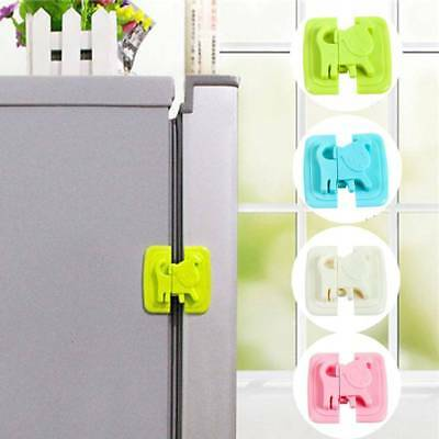 1pcs Refrigerator Safety Lock Security Measures Child Baby Kids Security Toddler