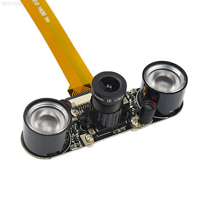 5FE6 Zooming Fisheyes Wide Angle Night Vision Cam For Raspberry Pi Zero 2pcs