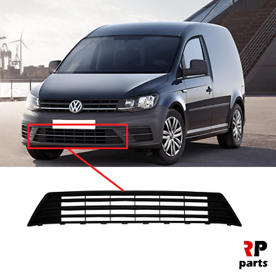 NEW VOLKSWAGEN VW CADDY 2004-2010 FRONT BUMPER LOWER GRILL RIGHT O//S