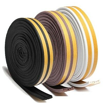 Bath Wall Sealing Strip Self-Adhesive Kitchen Caulk Tape Bathroom 5m 3 Colors J