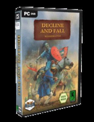 Matrix Computer Wargame Decline and Fall - Byzantium at War Box SW
