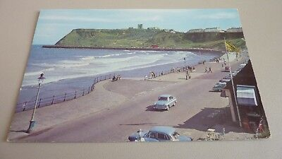 North Bay And Castle Scarborough,1965 Postcard