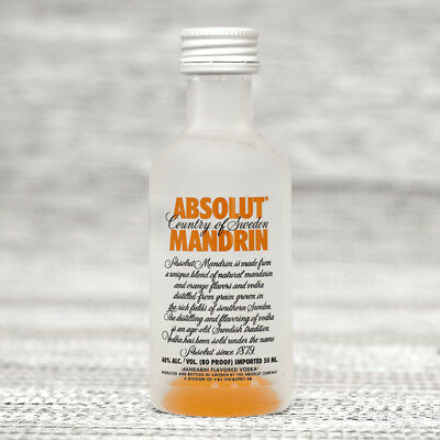 Absolut Vodka Made From