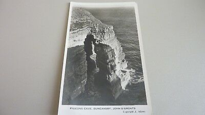Rp Pigeons Cave Duncansby John O Groats Postcard