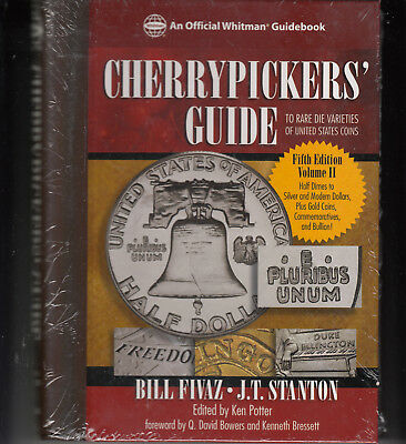 Cherry Pickers Guide 5Th Edition Vol Ii -- New -- Hc, Spiral Bound - Free Shipng