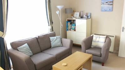 Self-Catering Holiday Apartment in Sidmouth, Devon (twin beds and free parking)
