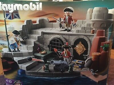Playmobil 5139 Soldatenfestung Piraten