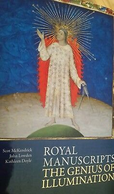 Royal Manuscripts: The Genius of Illumination by Kathleen Doyle Book The Cheap