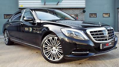 2015 Mercedes-Benz S600 V12 6.0 Maybach - First-Class Cabin Package