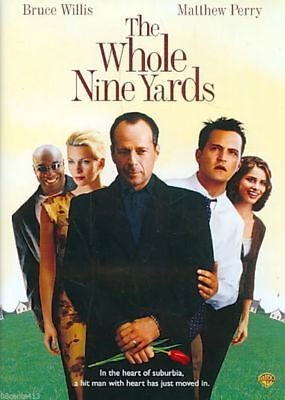 The Whole Nine Yards (Widescreen DVD, 2009)