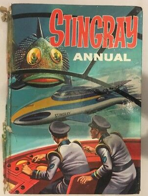 Stingray Annual 1965. Printed In England