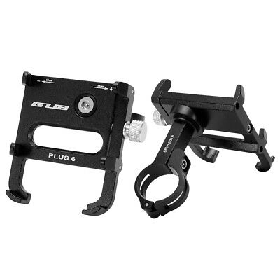 GUB PLUS 6 Universal Aluminum Alloy Phone Holder for Motorcycle Cycling CS622