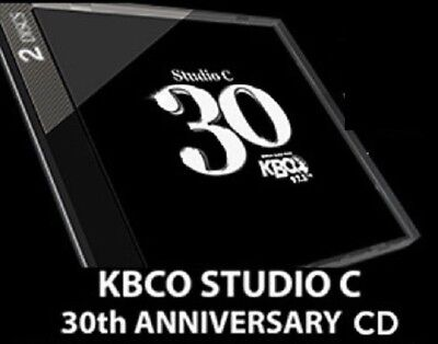 KBCO 30 Studio C 30th Ann Ed~ NEW/SEALED  2 Disc Set ~ NEW SOLD OUT!