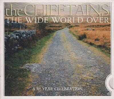 Chieftains – The Wide World Over: A 40 Year Celebration (RCA Victor / BMG)