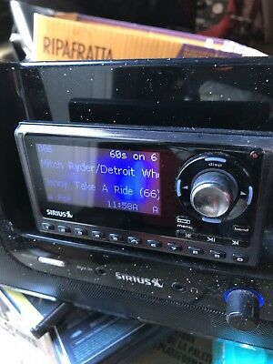 sirius satellite radio SP5 With Life Time Subscription (Please See Description)
