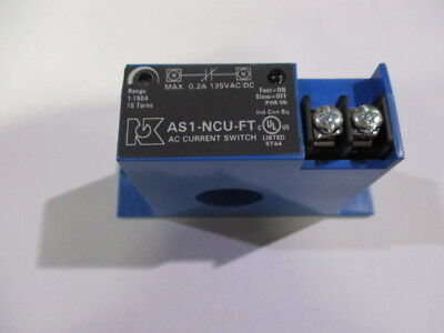 NK Technologies AS1-NCU-FT AC Current Switch - NEW IN BOX