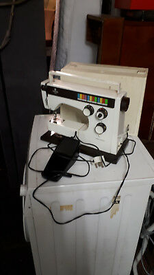 Vintage Retro Kitsch Sewing Machine Viking Electric Sewing Machine In Yeovil