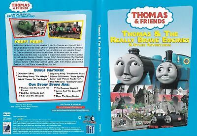 Thomas & Friends: Thomas & The Really Brave Engines (DVD)