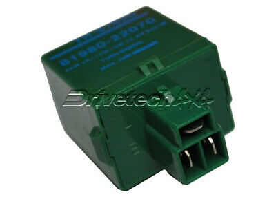 Drivetech Flasher Relay 112-020181