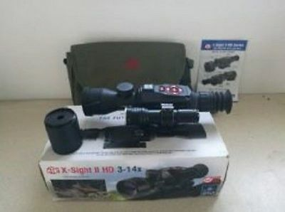 ATN X-SIGHT II HD 3-14X SCOPE DRIVERS FOR PC