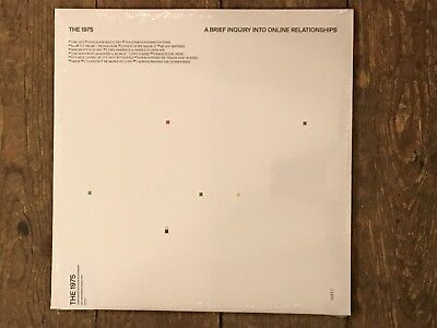 The 1975- A Brief Inquiry Into Online Relationships Vinyl