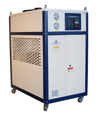 5 TON AIR COOLED CHILLER, Industrial Water Chiller, Portable, HC-05PACI,220V/3PH