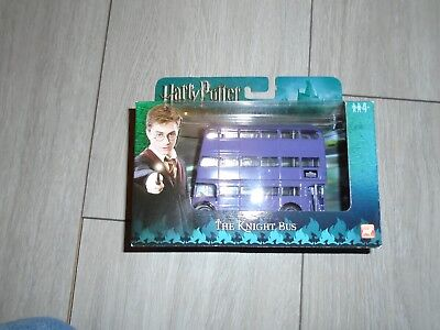 Harry Potter Prisoner of Azkaban Corgi THE KNIGHT BUS Die-Cast Collectable BNIB