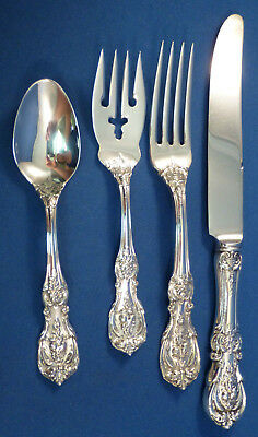 Francis I-Reed & Barton 4-Piece Dinner Size  Place Setting - French