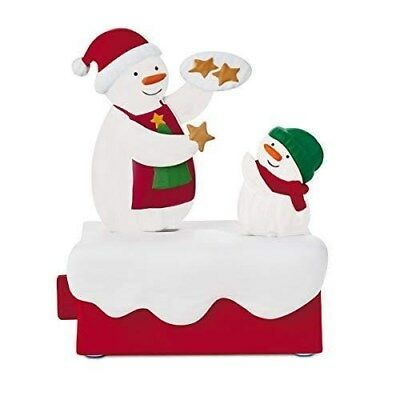 Hallmark 2018 Continuity Snow Many Memories Snowmen #5: Time for Cookies
