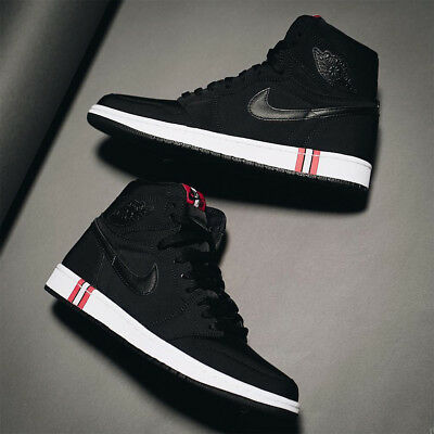 official photos 4d999 3faa6 Nike Air Jordan 1 X PSG - Size UK 10   US 11 - Limited Edition