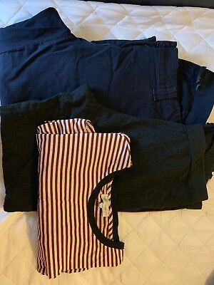 Next Maternity Bundle Top And  Trousers Size 14
