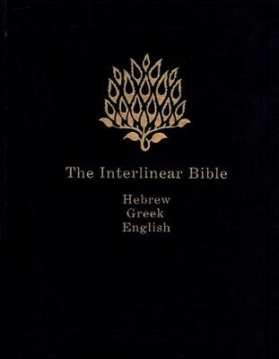Interlinear Bible: Hebrew - Greek - English in One Volume *** 2nd Edition ***