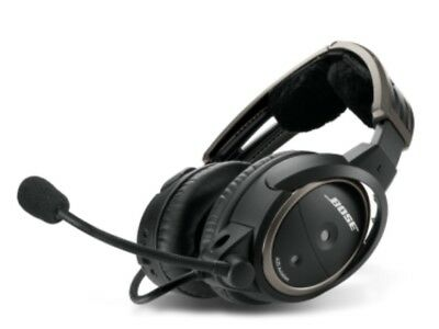 Bose A20 Anr Headset - Dual Ga Plugs - With Bluetooth Brand New Msrp $1095.00Us