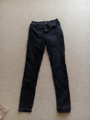 Girls jeans kensie size 4  approx 12 years 27 high waist free jeans, top, bundle