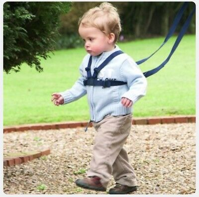 Clippasafe Baby Toddler Walking Harness with Reins Child Safety