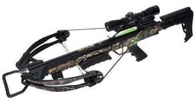 Carbon Express / Eastman Carbon Express Crossbow Kit X-Force Blade Camo 320Fps