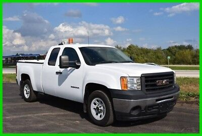 2012 GMC Sierra 1500 Work Truck Aluminum Bed Cover and Toolbox