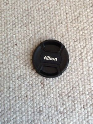 Nikon 58mm Centre Pinch Front Lens Cap