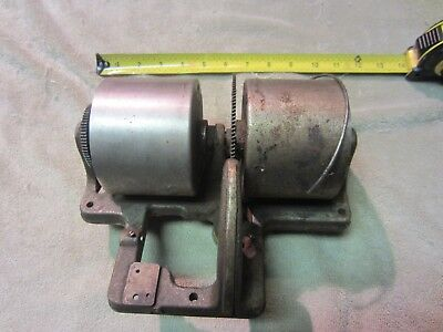 Antique Victrola Type Motor for Parts or Repair