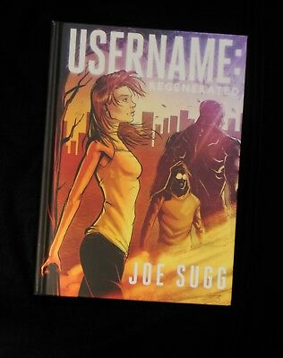 Username: Regenerated  -  Joe Sugg