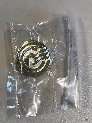 Princess Cruise Captain's Circle Gold Pin NEW in Sealed Bag