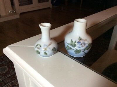 Royal Copenhagen Small Vases