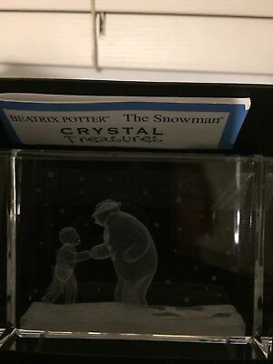 The Snowman-Crystal Treasures - By Country Artists - The Meeting 2003