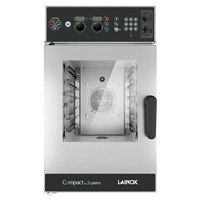 LAINOX Combi oven New Model COES061R Compact Sapien only used one time