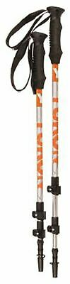Yukon Charlie's Advanced 7000 Series Trekking Pole - Orange/silver
