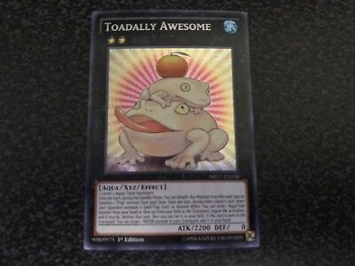 Toadally Awesome Secret Rare MP17-EN150 Near-Mint 1st Edition