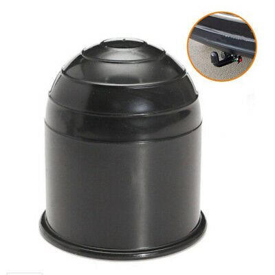 Plastic Car Tow Ball Cover Cap Towing Hitch Caravan Trailer Towball Protect FO