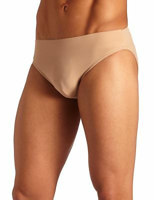 Capezio NEW Nude Beige Mens Size XL Full Coverage Dance Belt Brief $32 050