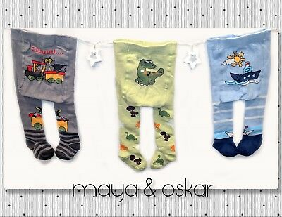 BABY BOYS COTTON TIGHTS LEG WARMERS WARM SOCKS WINTER 3-6-12-24m/3-4yrs