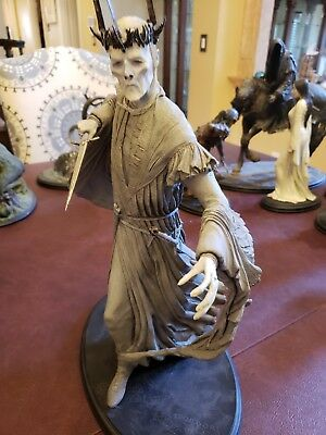 Lord of the rings weta collectibles.  THE WITCH-KING OF ANGMAR